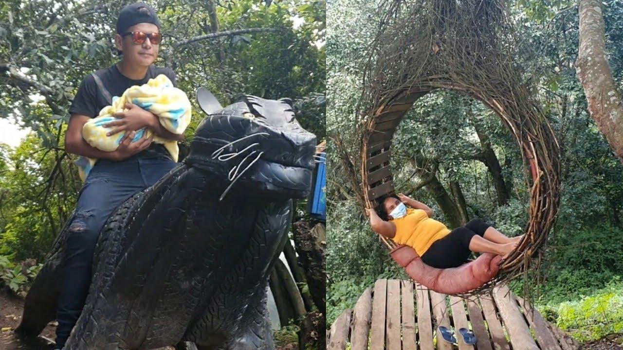 Mientras Marcos Cuida de Dylan|su Mamá Casi Sufre un Accidente de caer al Barranco 😱