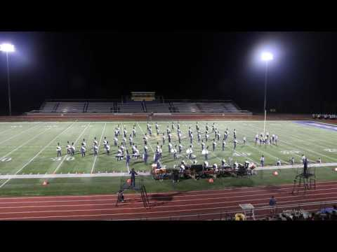 Hudsonville High School Marching Band - 2016 Grand Haven Invitational - September 24, 2016