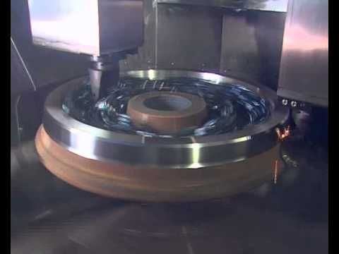 CNC Vertical Wheel Lathe | Niles-Simmons