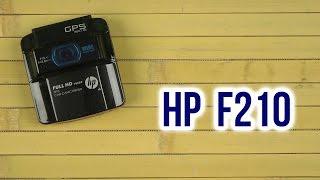 Розпакування HP f210