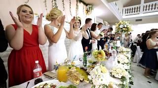 Porywająca biesiada na weselu Iwony i Grzegorza / WEDDING PARTY