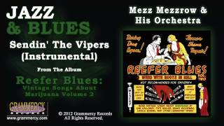 Mezz Mezzrow & His Orchestra - Sendin
