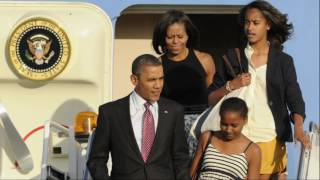 Obama Family Set to Leave the White House