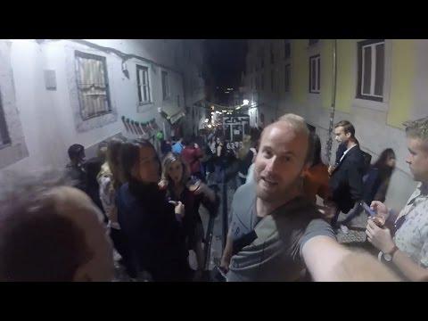 Lisbon Street Party