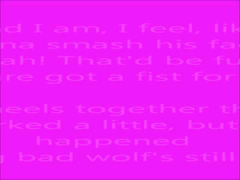 Alishas Attic -  I am I feel Lyrics Video
