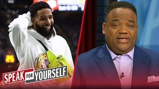 LSU & Browns should distance themselves from OBJ's influence - Whitlock | NFL | SPEAK FOR YOURSELF