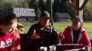 Рассказ Володи об охоте на реву