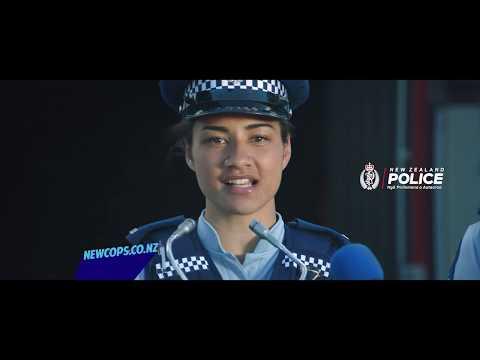 'Breaking News' NZ Police recruitment video - 60' version