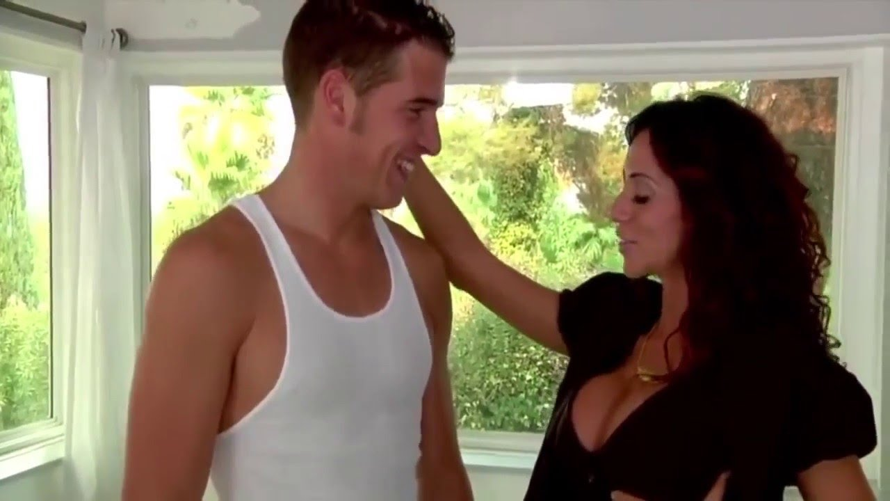 MY hot Stepmom talking with plumber - YouTube