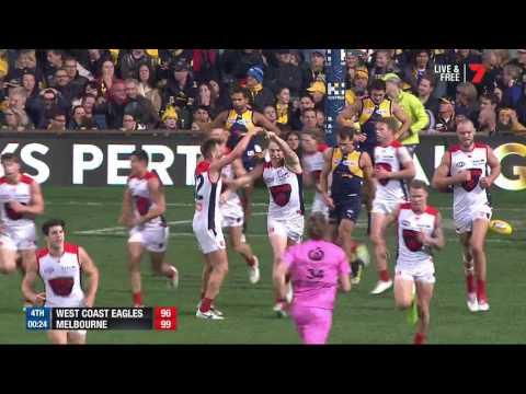 Last two minutes - Eagles v Demons