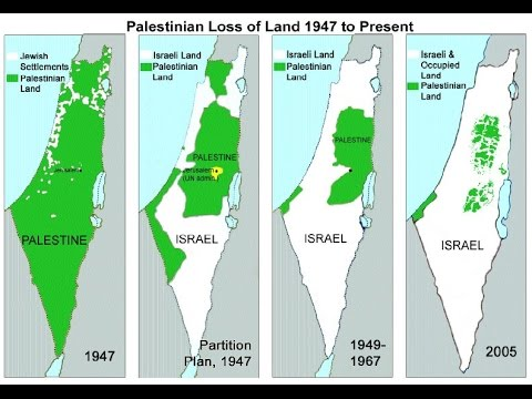 The Hidden History of Palestine and Israel