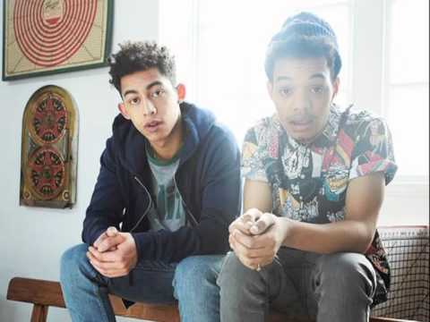 Rizzle Kicks chat to Tom Robinson on BBC 6 Music