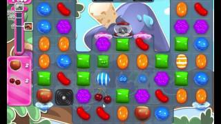 Candy Crush Saga LEVEL 1673 NO BOOSTERS (20 moves)
