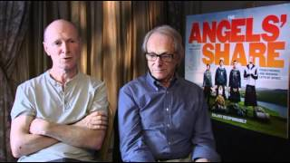 The Angels' Share Interview Paul Laverty and Ken Loach