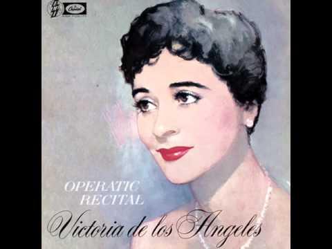 Victoria de los Angeles Habanera Bizet