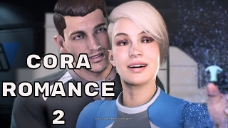 Mass Effect Andromeda- Cora Romance 2- No Sex Version