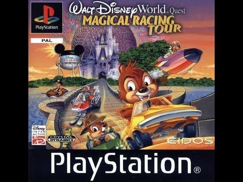 "Walt Disney World Quest: Magical Racing Tour - [OST] - ""Typhoon Lagoon"""