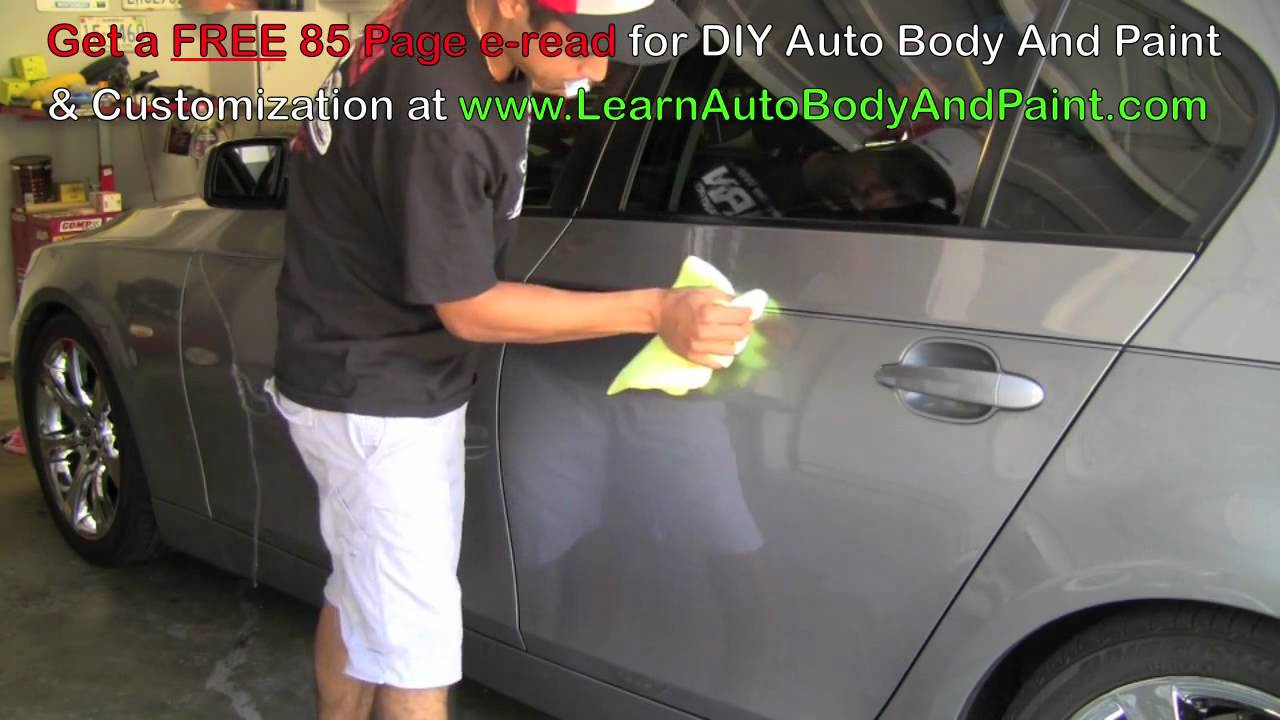 Pinstripe Your Car From Home Automotive Vinyl Pinstripe Tips
