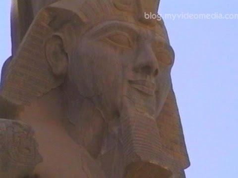 Luxor Temple, Luxor - Egypt Travel Channel