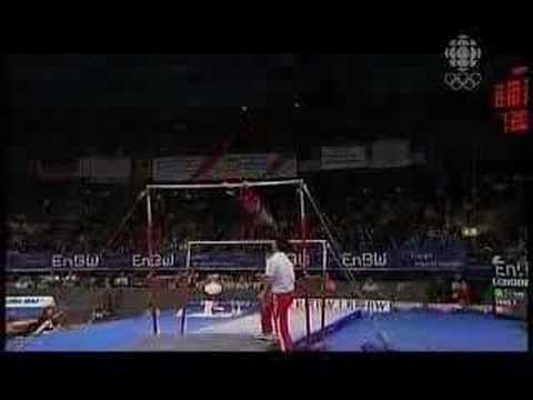 Yang Yilin 2007 Worlds- Bars