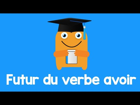 Futur Verbe Avoir Conjugaison Youtube