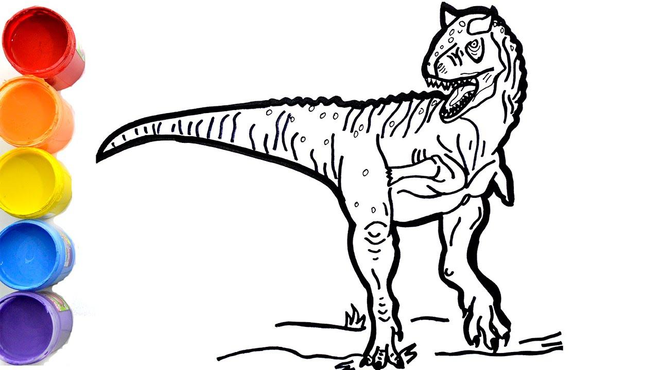 Dinosaurios Para Ninos Como Dibujar Un Carnotauro Jurassic Aprender Sobre Dinosaurios Youtube Descubrí la mejor forma de comprar online. dinosaurios para ninos como dibujar un carnotauro jurassic aprender sobre dinosaurios