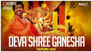 Deva Shree Ganesha   Tapori Mix   Agneepath   Ajay Atul   DJ Ravish, DJ Chico & DJ Nikhil Z