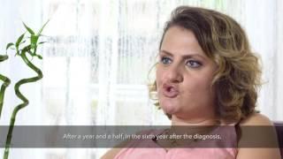 Metastatik meme kanseri hasta röportajı 2 Yeliz Güler