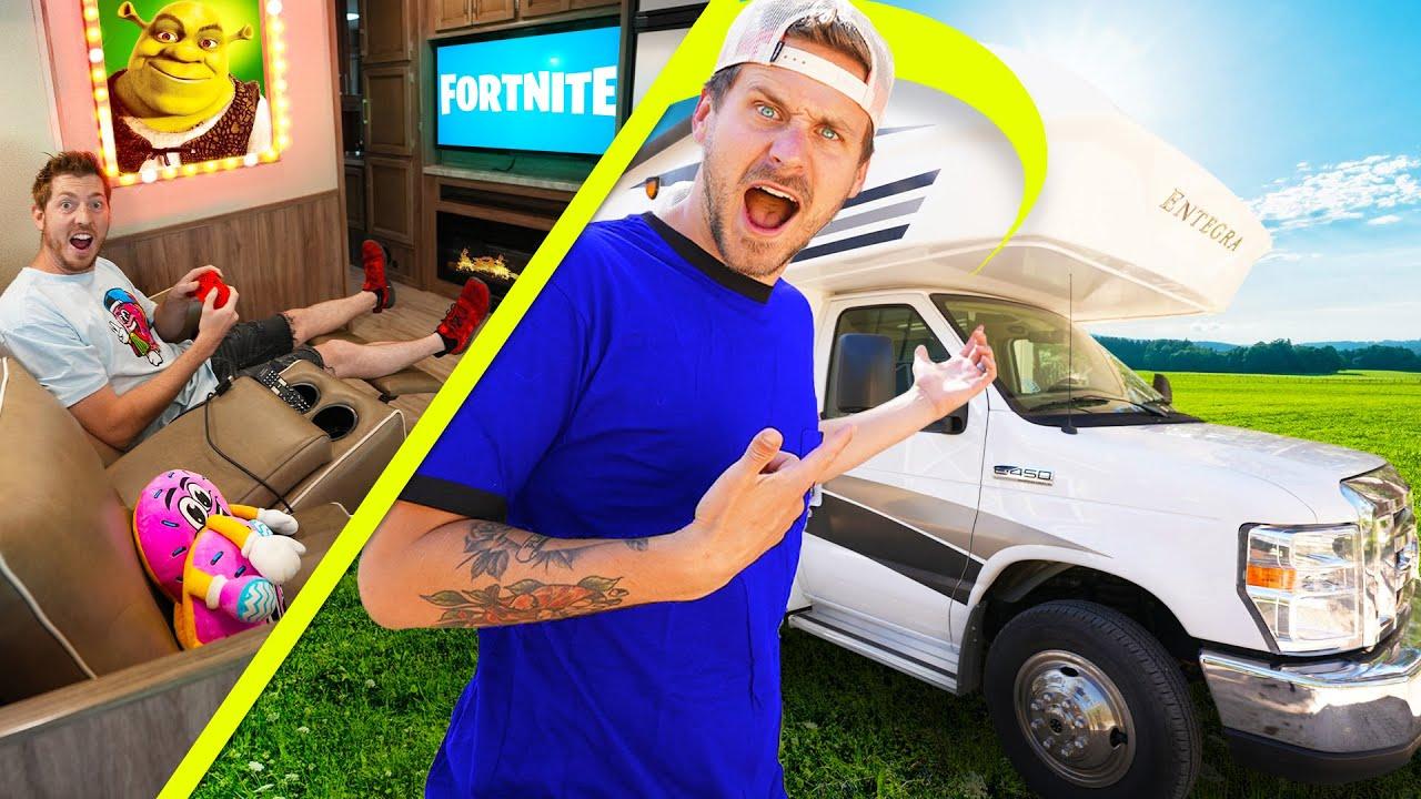Ultimate RV ROAD TRIP Survival Challenge!