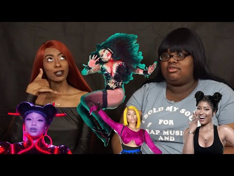Barbie Tingz and Chun Li by Nicki Minaj (REACTION!!!)