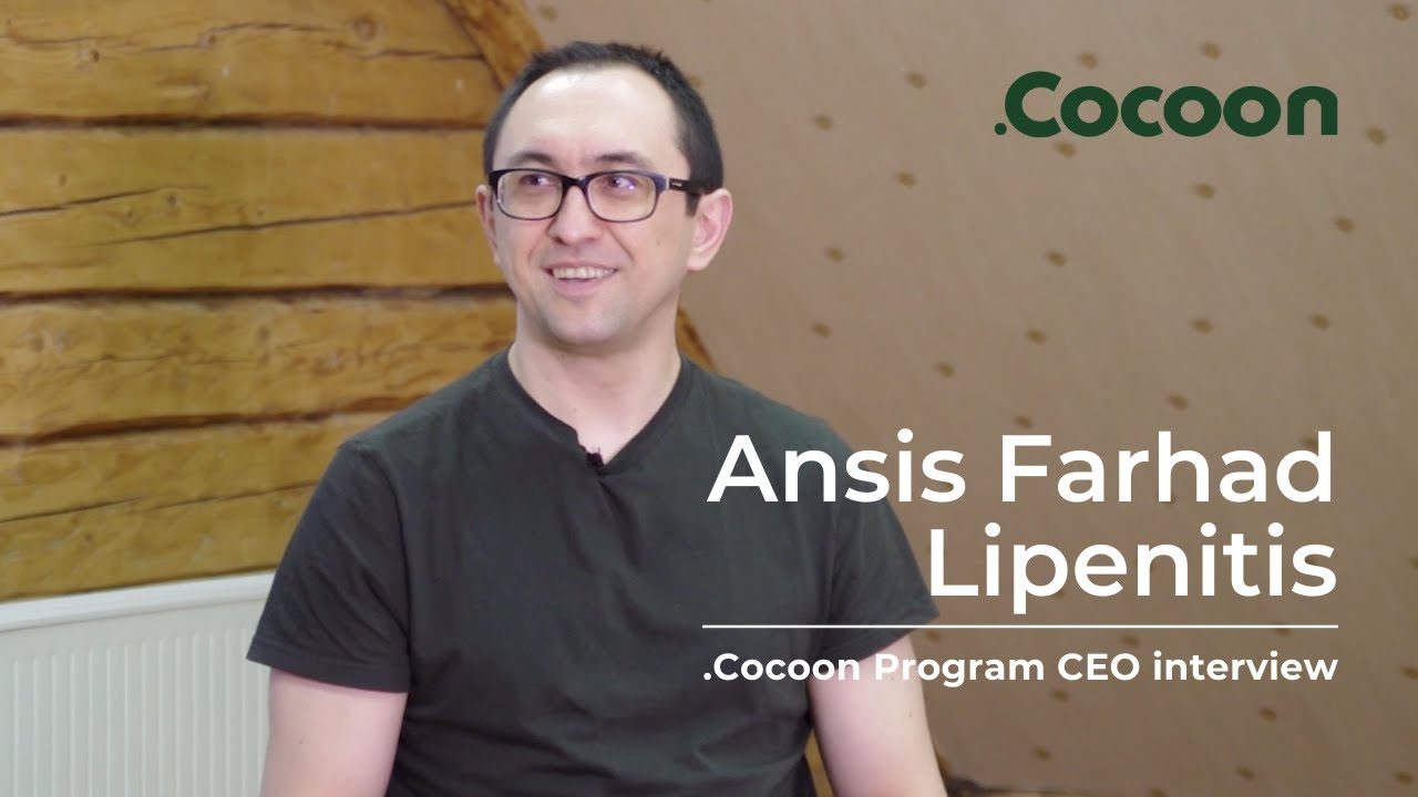 How Cocoon supports founders personal and business growth - interview with CEO Ansis Lipenitis