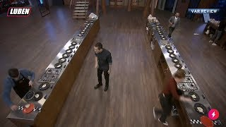 Master Chef: Με τη χρήση VAR ο ΚΡΑΤΣ κέρδισε την ασυλία | Luben TV