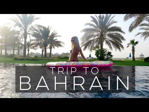 Trip to Bahrain with Gulf Air