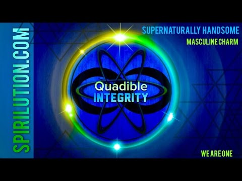 ★supernaturally-handsome-with-masculine-charm★-quadible-integrity
