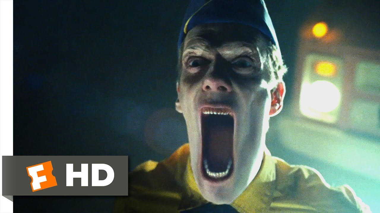 Legion (4/10) Movie CLIP - The Ice Cream Man (2010) HD