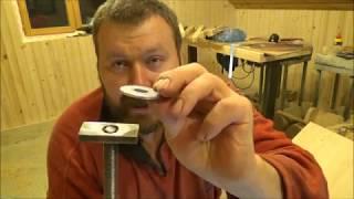 Самодельные мобильные струбцины для склейки деревянных щитов