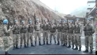 Komando andi Şırnak Beytüşşebap 240 timi