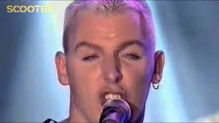 Scooter - Break It Up (Live In The Dome RTL2 1997) HD