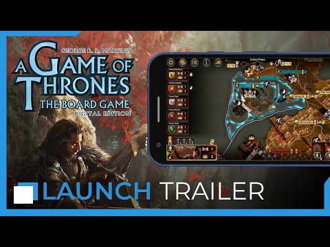 A Game of Thrones: The Board Game - Digital Edition — Mobile EN
