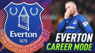 BOTTLING THE PREMIER LEAGUE!?! FIFA 18 EVERTON CAREER MODE #12