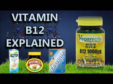B12 Explained: Should Vegans Supplement?