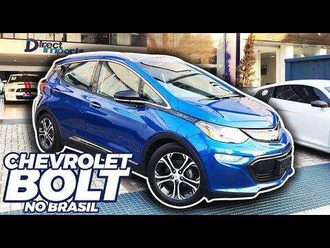 Primeiro Chevrolet Bolt do Brasil - Direct Imports