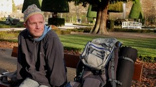 ANDREAS - ein Obdachloser aus Würzburg