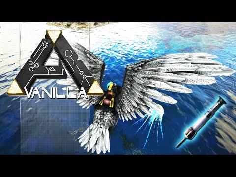 ARK Vanilla EP23   Matamos Cnidarias E Fizemos Shocking Tranquilizer Dart!