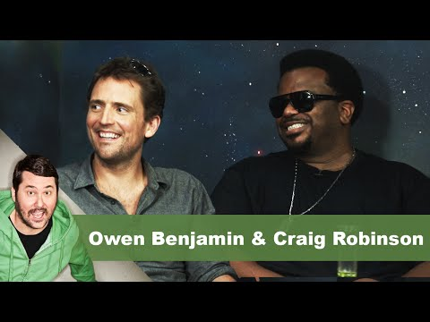 Owen Benjamin & Craig Robinson  Getting Doug with High