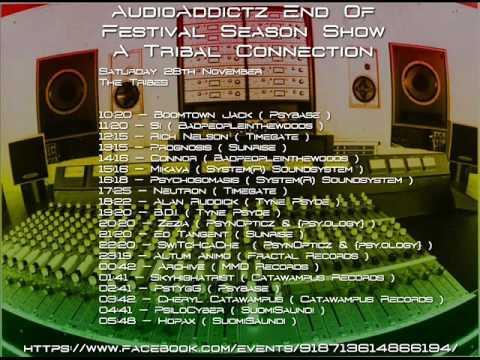 Altum Animo ● A Tribal Connection ● Psytrance DJ Mix