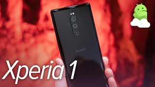Sony Xperia - Sony Xperia 1 & Xperia 10 hands-on: Extra tall order of phones