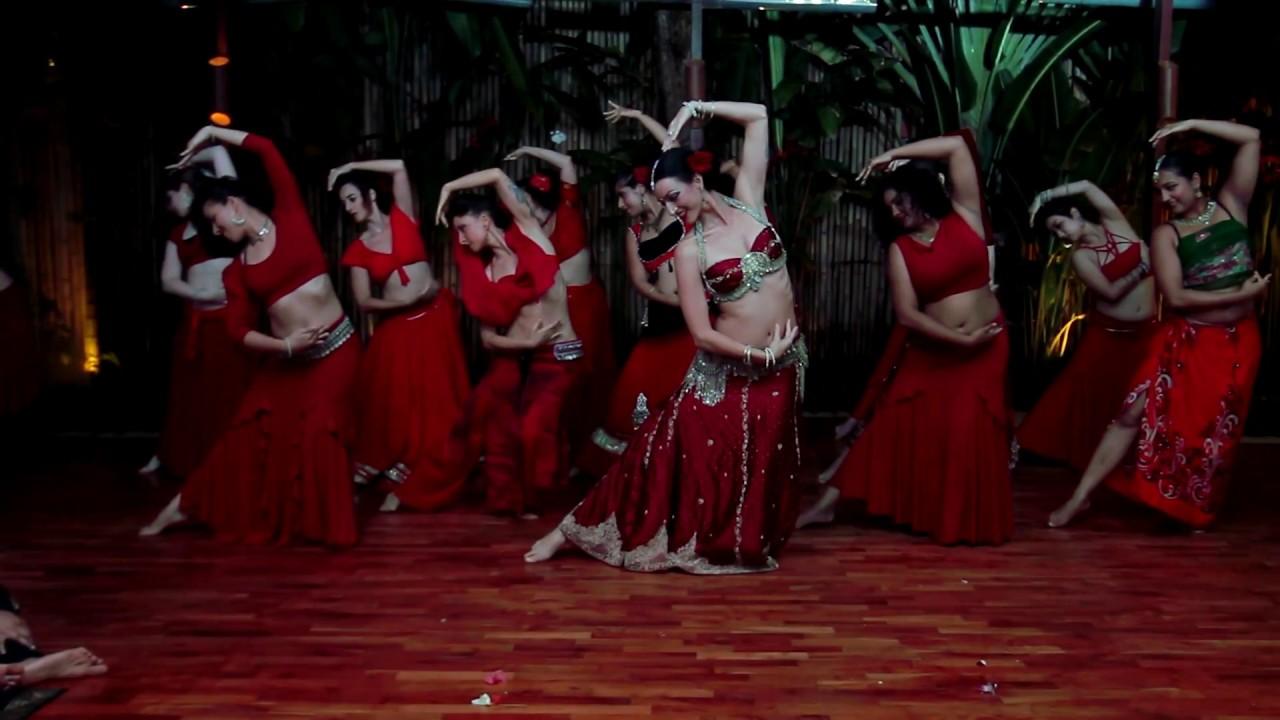 Colleena Shakti Indian Fusion Dance Retreat in Bali November 2017