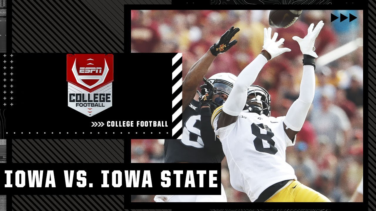 Iowa vs. Iowa State - Game Recap - September 11, 2021 - ESPN