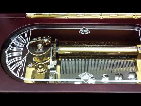 Otaru Kaimeiro 50note Music Box with Canon in D